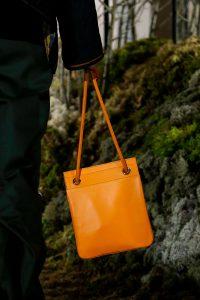 Hermes Yellow Flat Crossbody Bag 2 - Pre-Fall 2018