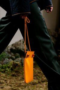 Hermes Yellow Flat Crossbody Bag - Pre-Fall 2018
