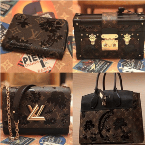 Louis Vuitton Monogram Blossom Bags and Coin Purse