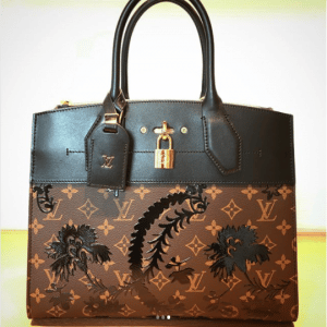 Louis Vuitton Monogram Blossom City Steamer Bag 2