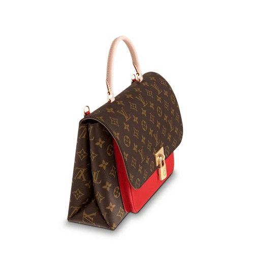 Louis Vuitton Monogram Canvas Marignan Messenger Bag 1