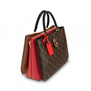 Louis Vuitton Monogram Canvas Millefeuille Tote Bag 1