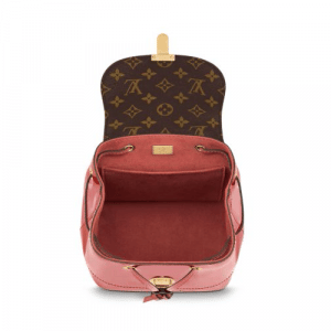 Louis Vuitton Patent/Monogram Canvas Hot Springs Backpack Bag 2