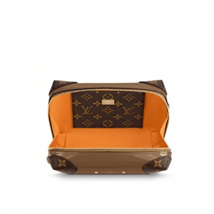 Louis Vuitton Patent/Monogram Canvas Venice Bag 2