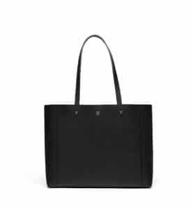 MCM Black Ilse East-West Shopper Bag
