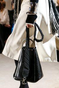 Proenza Schouler Black Top Handle Bag - Fall 2018