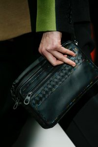 Bottega Veneta Black Clutch Bag - Fall 2018