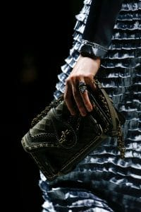 Bottega Veneta Dark Green City Knot Bag - Fall 2018
