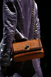 Bottega Veneta Tan Embellished City Knot Bag - Fall 2018