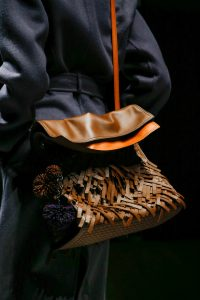 Bottega Veneta Tan Fringed Crossbody Bag - Fall 2018