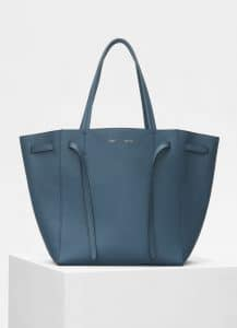 Celine Slate Small Cabas Phantom Bag