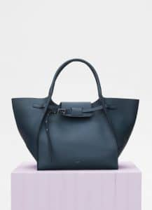 Celine Slate Smooth Calfskin Medium Big Bag