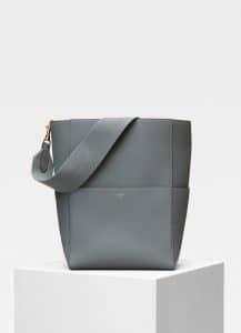 Celine Storm Sangle Bucket Bag