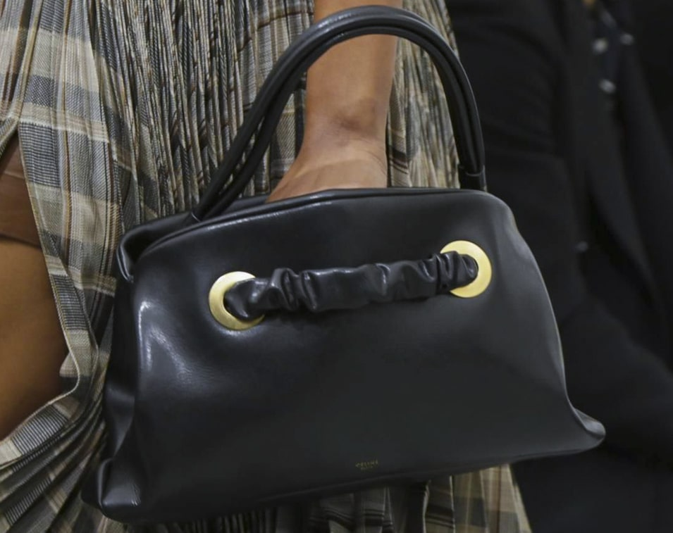 1fd9d5f9e9 Celine Summer 2018 Bag Collection Features The Purse Bag