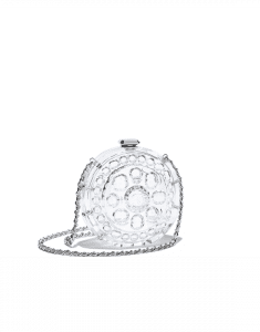 Chanel Transparent Resin Minaudiere Bag