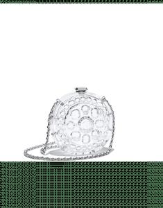 Chanel Transparent Resin Minaudiere Bag