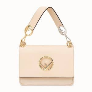Fendi Pink Kan I F Bag