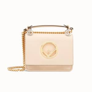 Fendi Pink Kan I F Small Bag
