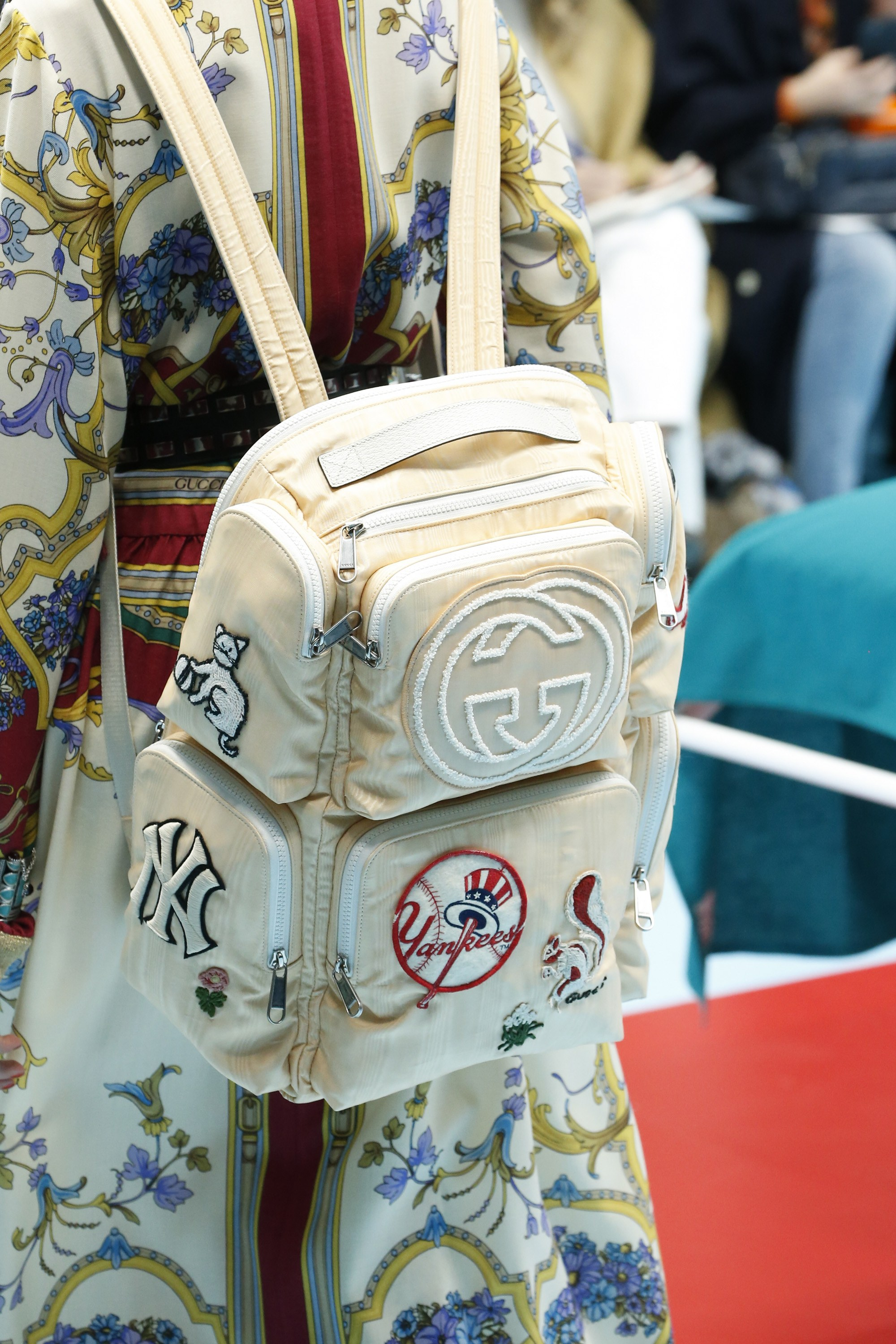 Gucci Fall Winter 2018 Runway Bag Collection Spotted Fashion