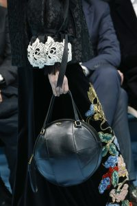 Gucci Black Mini Round Bag 2 - Fall 2018
