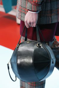 Gucci Black Round Bag 2 - Fall 2018