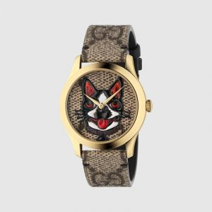 Gucci G-Timeless Bosco Watch