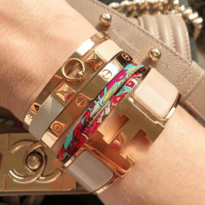 Hermes Bracelet Stacking Guide 3