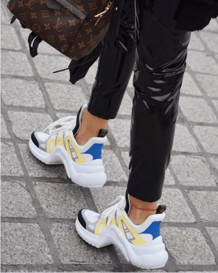 Louis Vuitton Archlight Sneakers From Spring Summer 2018
