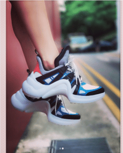Louis Vuitton Archlight Sneakers 8