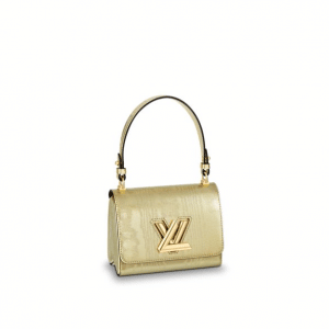 Louis Vuitton Gold Twist PM Bag