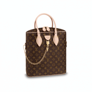 Louis Vuitton Monogram Canvas Carry All MM Bag