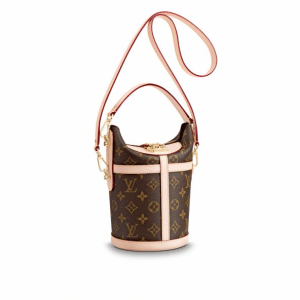 Louis Vuitton Monogram Canvas Duffle Bag