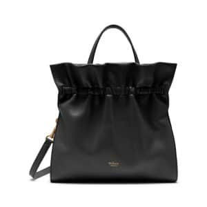 Mulberry Charcoal Grey Lynton Bag
