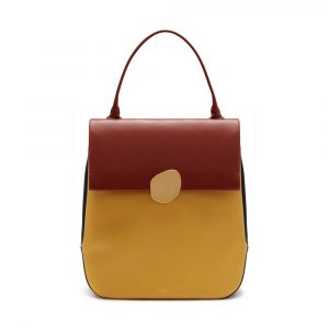 29bfdc2938d7 Mulberry Earth Yellow Smooth Calf Kemble Bag