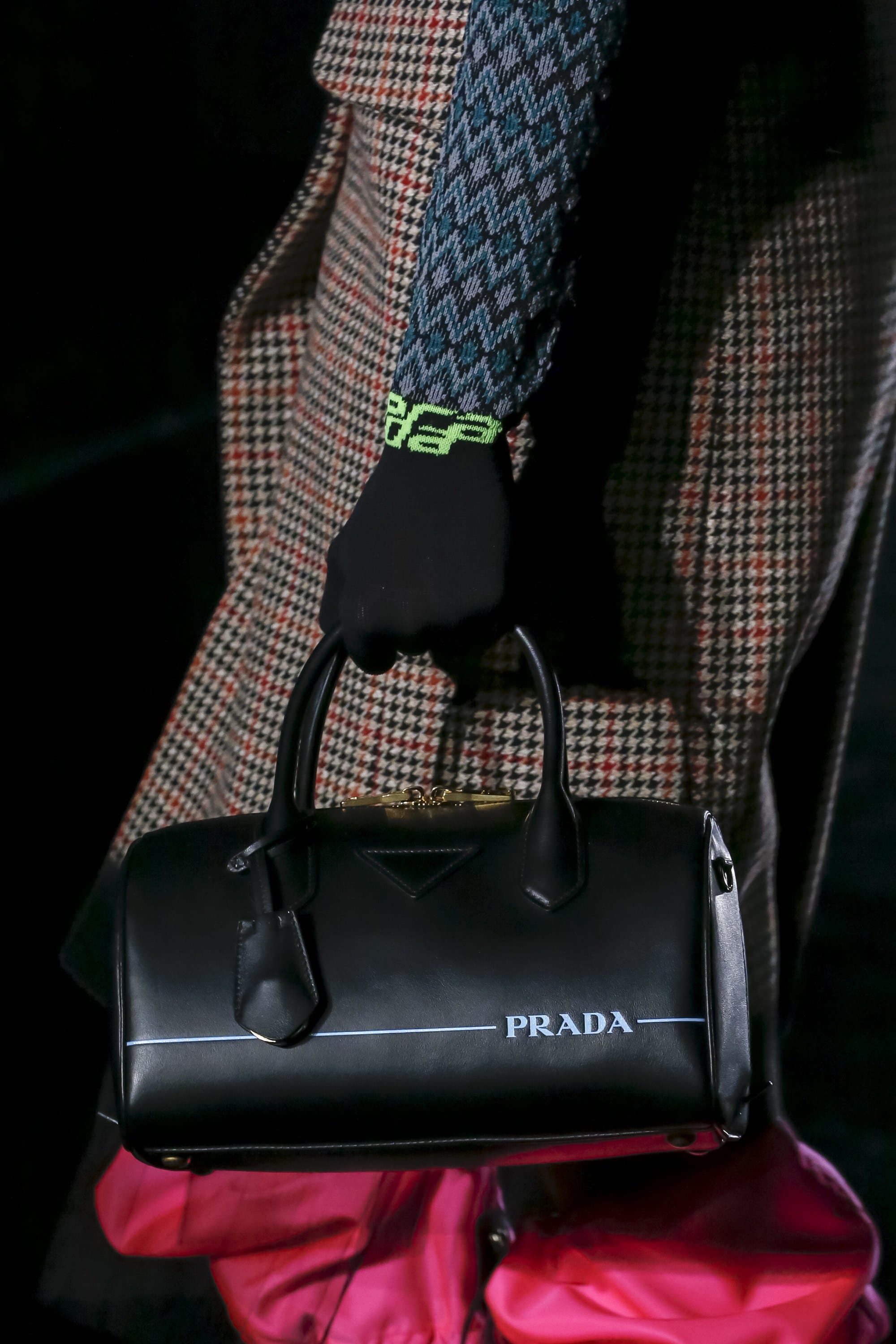 Prada Fall Winter 2018 Runway Bag Collection Spotted Fashion