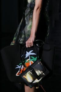Prada Black Flap Bag - Fall 2018