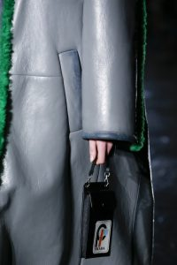 Prada Black Mini Flap Bag - Fall 2018