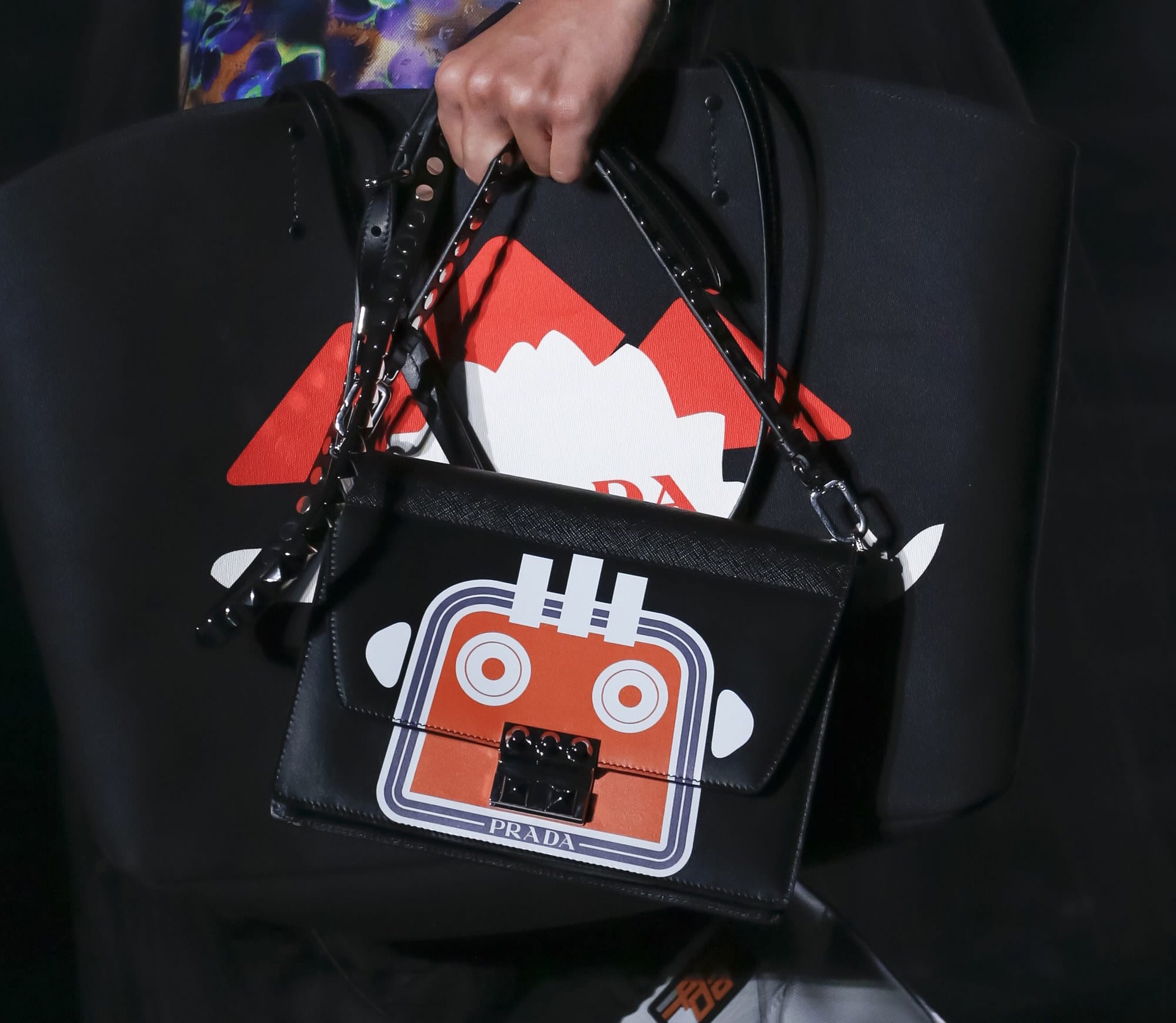 f21eef326c Prada Fall Winter 2018 Runway Bag Collection