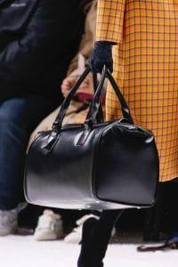 Balenciaga Black Duffle Bag - Fall 2018