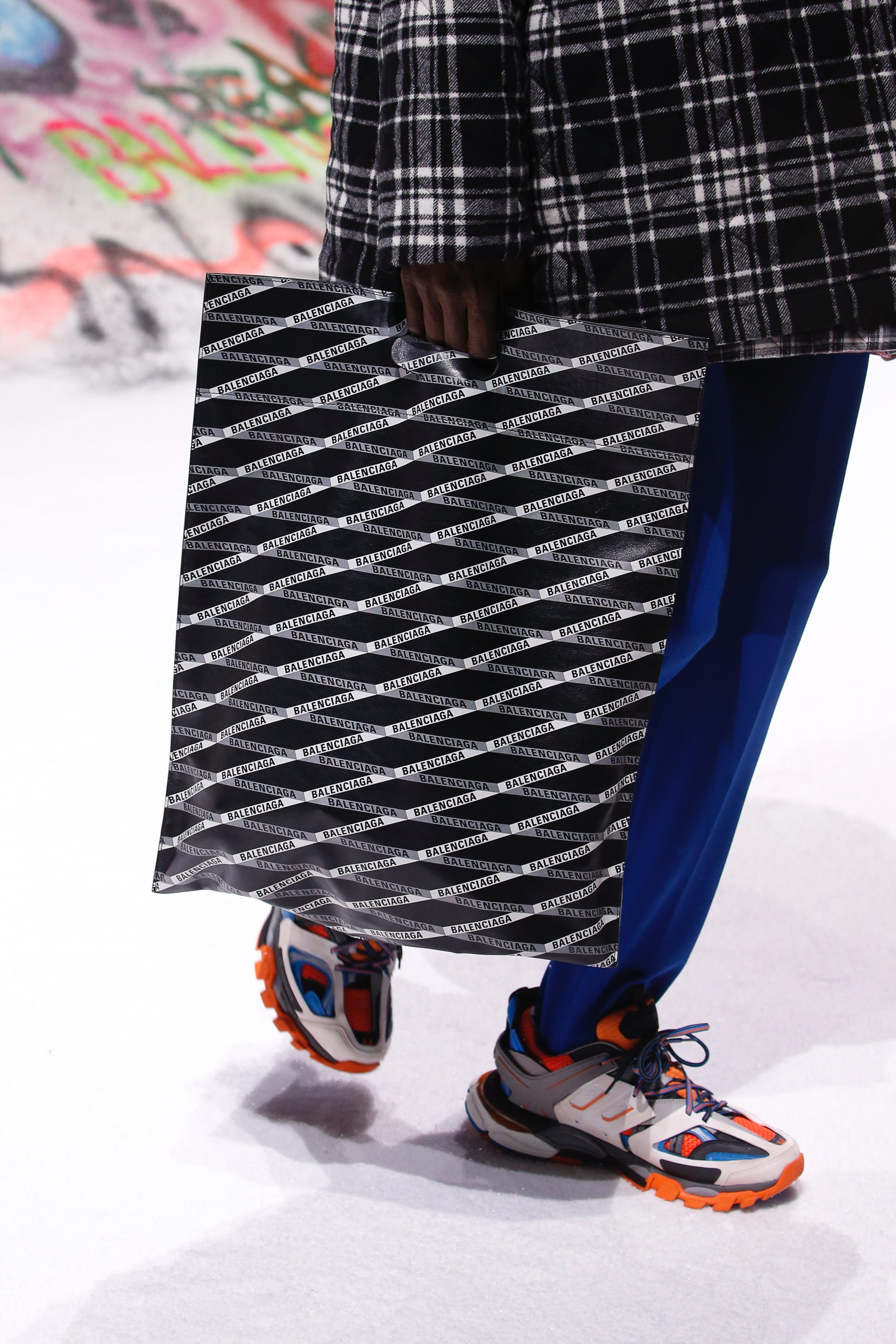 balenciaga fall  winter 2018 runway bag collection