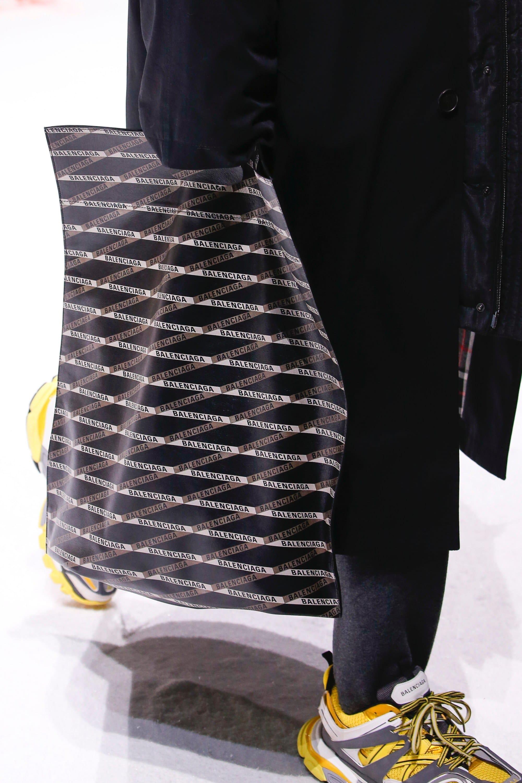 138b722a11d2 Balenciaga Fall Winter 2018 Runway Bag Collection