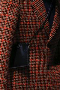 Balenciaga Black Mini Crossbody Bag - Fall 2018