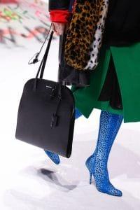 Balenciaga Black Top Handle Bag - Fall 2018
