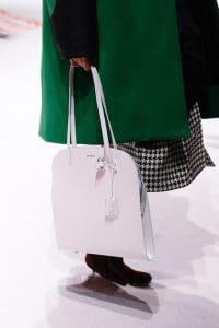 Balenciaga White Top Handle Bag 2 - Fall 2018