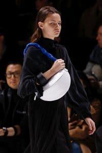 Balenciaga White/Blue Shoulder Bag - Fall 2018
