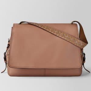 Bottega Veneta Dahlia Intrecciato Palio Messenger Bag
