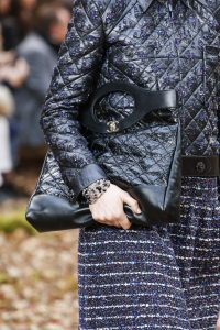 Chanel Black Quilted 31 Tote Bag - Fall 2018