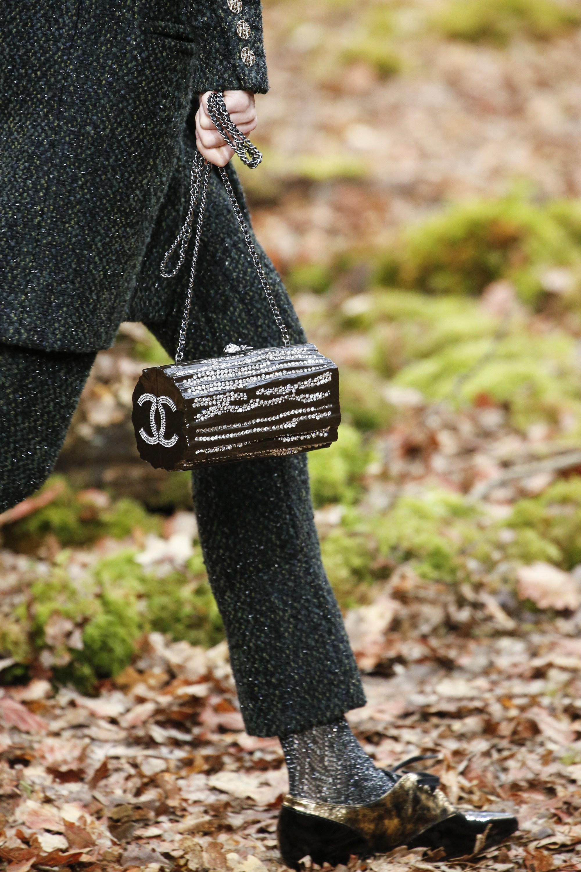 Chanel Fall Winter 2018 Runway Bag Collection Spotted