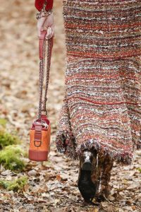 Chanel Orange/Red Gabrielle Small Hobo Bag - Fall 2018
