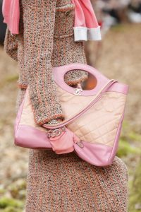 Chanel Pink/Beige 31 Tote Bag 2 - Fall 2018